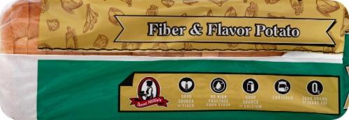 Aunt Millie's Healthy Goodness Fiber & Flavor Potato Bread Perspective: left
