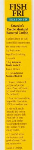 Zatarain's Seasoned Fish Fri Perspective: left