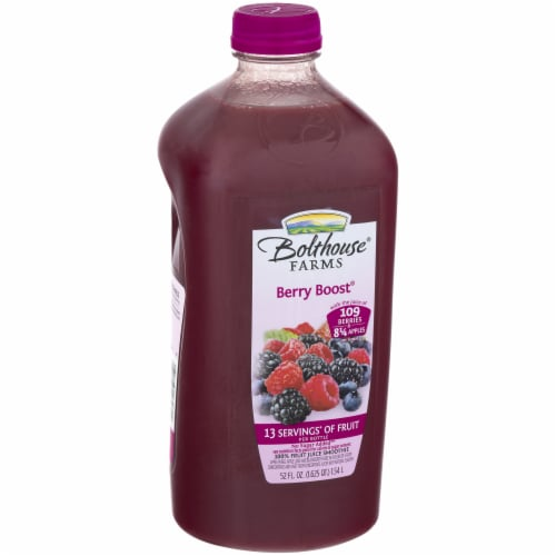 Bolthouse Farms Berry Boost Juice Perspective: left