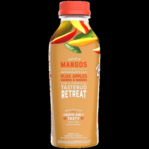 Bolthouse Farms Amazing Mango Fruit Juice Smoothie Perspective: left