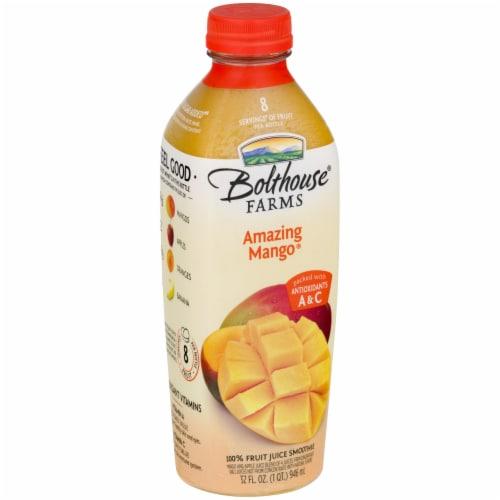 Bolthouse Farms Amazing Mango Juice Perspective: left