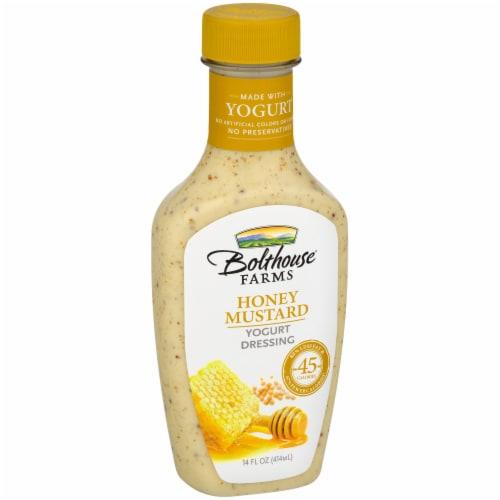 Bolthouse Farms® Honey Mustard Yogurt Dressing Perspective: left