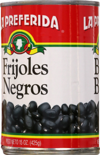 La Preferida Black Beans Perspective: left