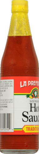 La Preferida Traditional Hot Sauce Perspective: left