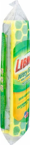 Libman® Nitty Gritty Roller Mop Refill Perspective: left