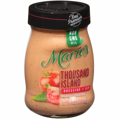 Marie's Thousand Island Dressing & Dip Perspective: left