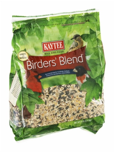 Kaytee Birder's Blend Wild Bird Seed Perspective: left