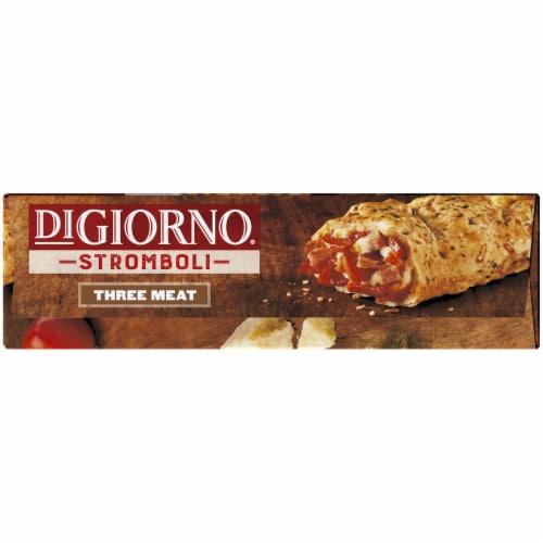 DiGiorno Three Meat Stromboli Sandwiches Perspective: left