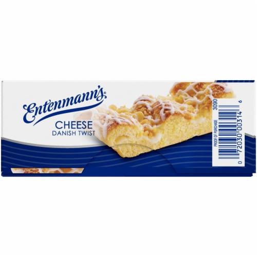Entenmann's Cheese Danish Twist Perspective: left