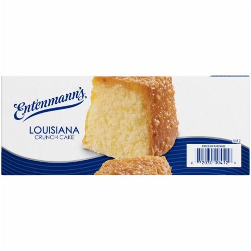 Entenmann's Louisiana Crunch Cake Perspective: left