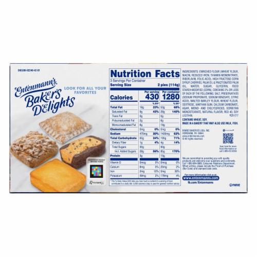 Entenmann's Mini Cherry Snack Pies Perspective: left