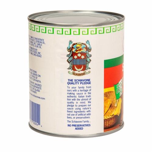 Schiavone's Marinara Spaghetti Sauce Perspective: left