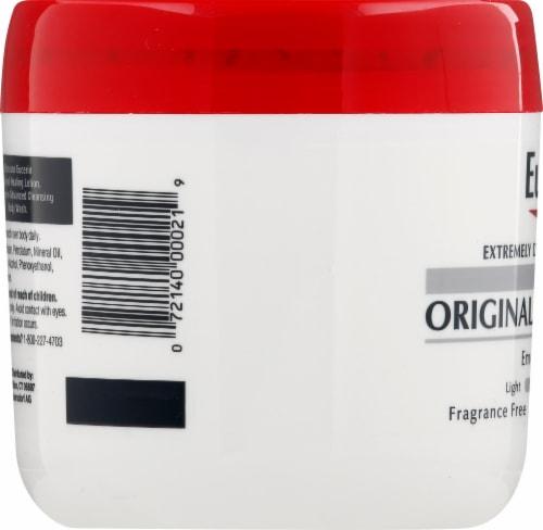 Eucerin Original Healing Cream Perspective: left
