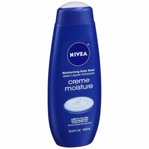 Nivea Creme Moisture Body Wash Perspective: left