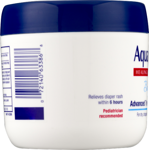 Aquaphor Baby Healing Ointment Perspective: left