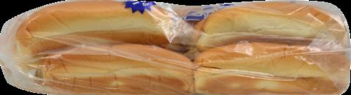 Franz® Hot Dog Buns Perspective: left