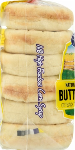 Franz Buttermilk Outback Toaster Biscuits Perspective: left