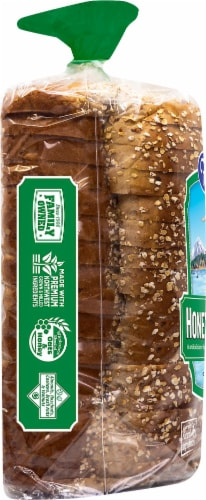 Franz® Lake Washington Honey Oat & Nut Bread Perspective: left