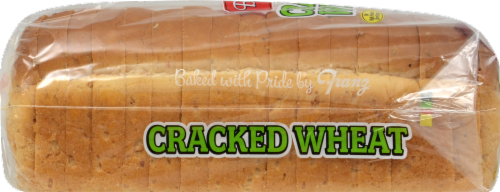 Bread Lover's™ Homestyle Cracked Wheat Bread Perspective: left