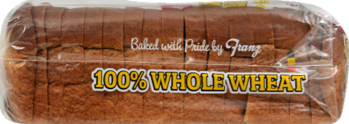 Bread Lover's™ 100% Whole Wheat Bread Perspective: left