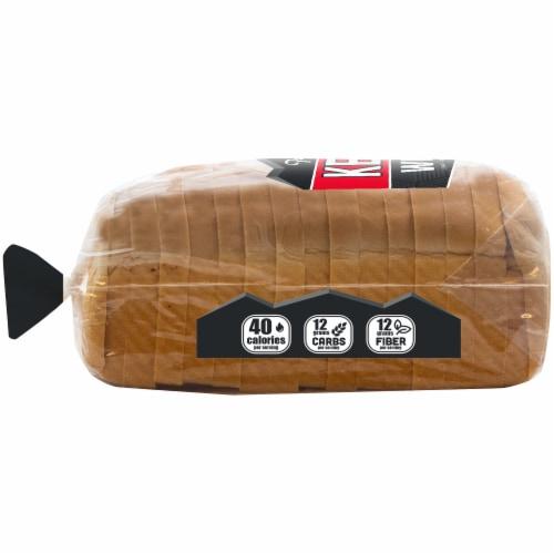 Franz Keto White Bread Perspective: left