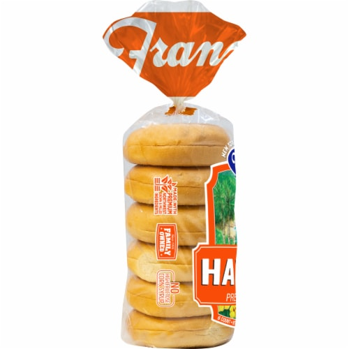 Franz Hawaiian Premium Bagels Perspective: left