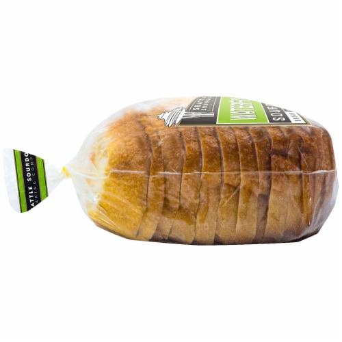 Seattle Sourdough Baking Co. Waterfront Sourdough Bread Perspective: left