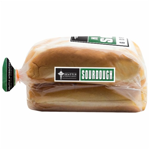Seattle International Baking Company Sourdough Hoagie Rolls Perspective: left