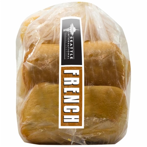 Seattle International Baking Company Traditional French Rolls Perspective: left