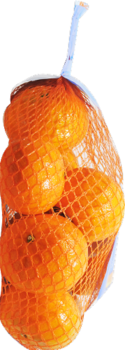 Halos Seedless California Mandarins Perspective: left