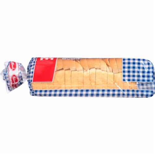 Butternut® Large White Bread Perspective: left