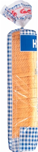 Butternut White Sliced Sandwich Bread Perspective: left