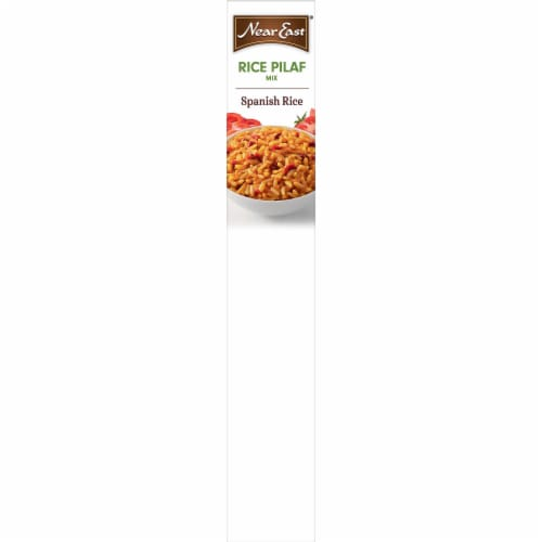 Near East Spanish Rice Pilaf Mix Perspective: left