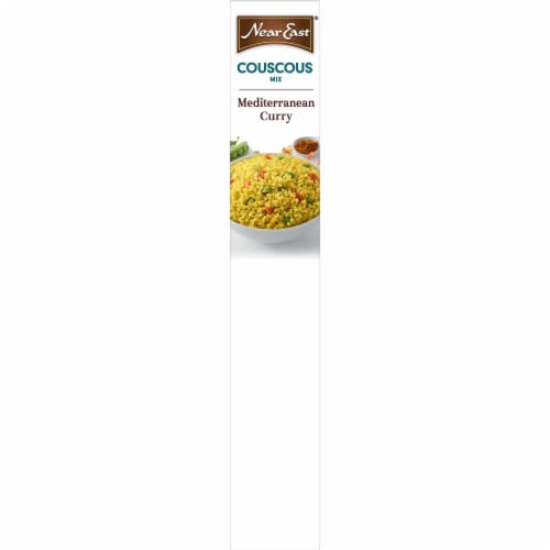 Near East Mediterranean Curry Couscous Mix Perspective: left