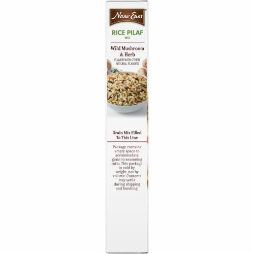 Near East Wild Mushroom & Herb Flavor Rice Pilaf Mix Perspective: left