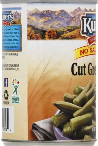 Kuner's Cut Green Beans - No Salt Added Perspective: left