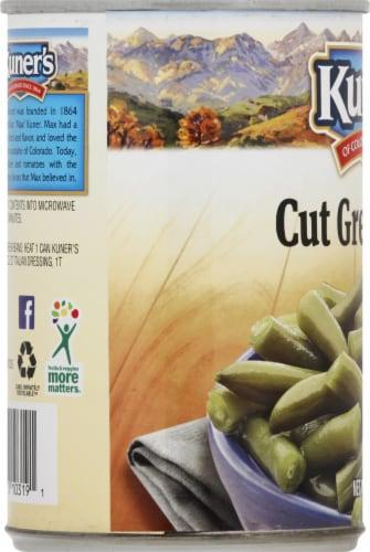 Kuner's Cut Green Beans Perspective: left
