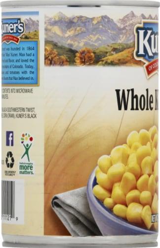Kuner's Premium Golden Sweet Whole Kernel Corn Perspective: left