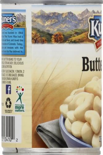 Kuner's Butter Beans Perspective: left
