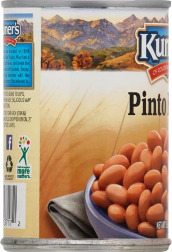 Kuner's Pinto Beans Perspective: left