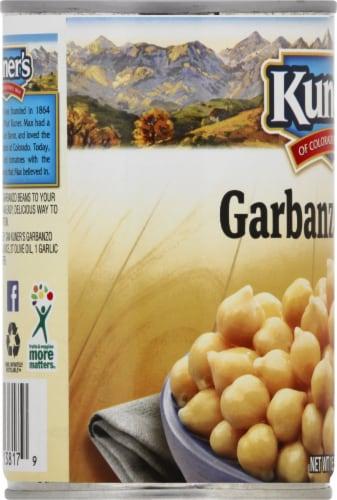 Kuner's Garbanzo Beans Perspective: left