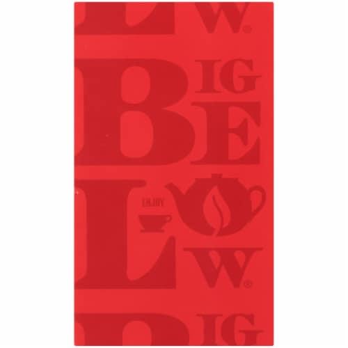 Bigelow Constant Comment Black Tea Bags Perspective: left