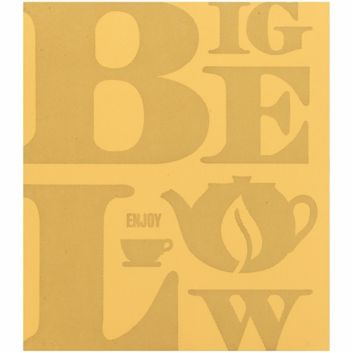 Bigelow Vanilla Caramel Black Tea Perspective: left