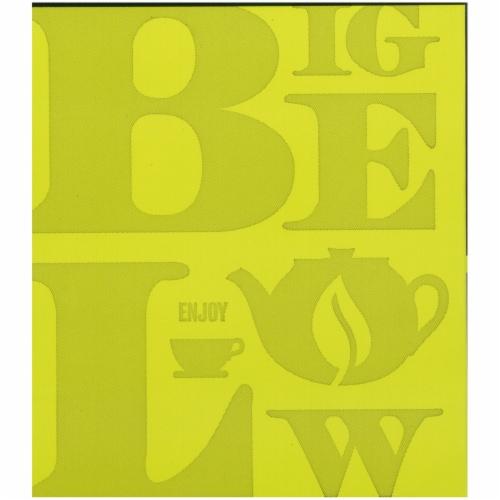 Bigelow Earl Grey Green Tea Perspective: left
