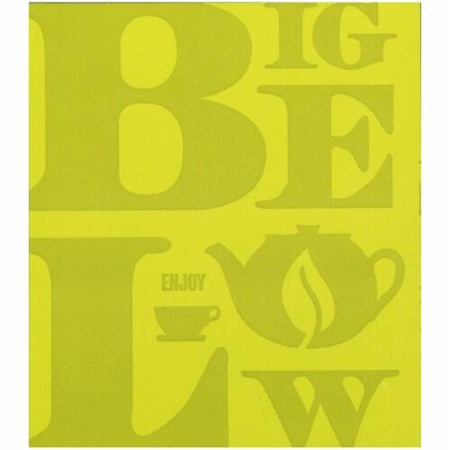 Bigelow Jasmine Green Tea Perspective: left
