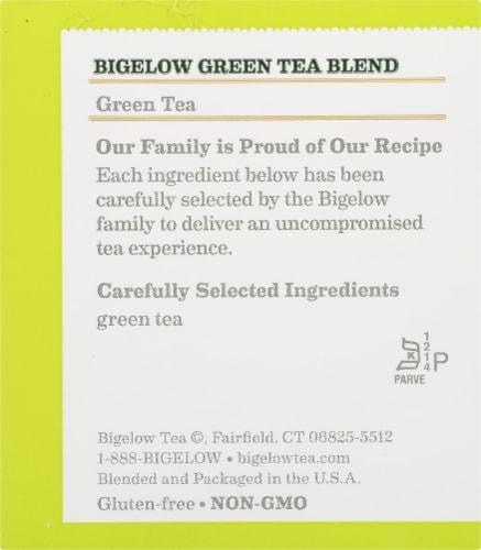 Bigelow Classic Green Tea Perspective: left