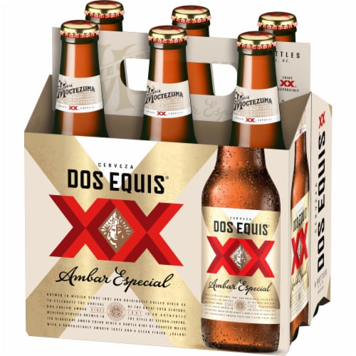 Dos Equis XX Amber Perspective: left