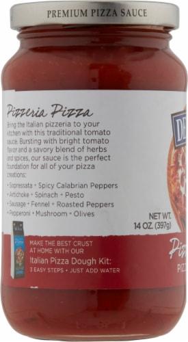 DeLallo Pizzeria Style Pizza Sauce Perspective: left