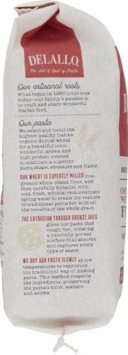 Delallo Organic Whole Wheat Fusilli No 27 Perspective: left