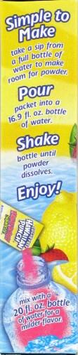 Hawaiian Punch Singles to Go! Lemon Berry Squeeze Mix Perspective: left
